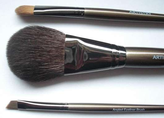 Artistry limited edition brush set