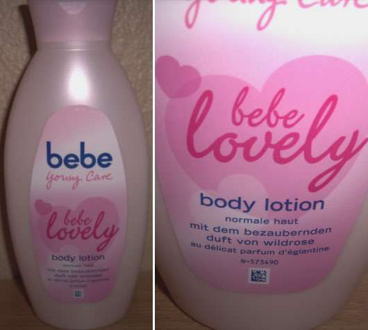 bebe Young Care bebe lovely body lotion
