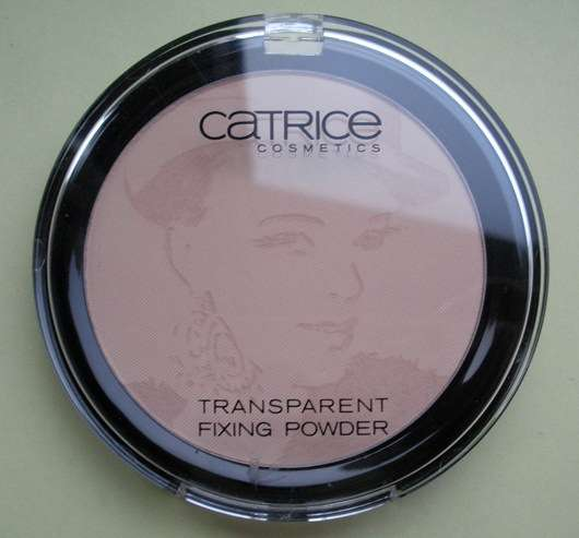 "Catrice Transparent Fixing Powder (""Welcome to Las Vegas"" LE)"