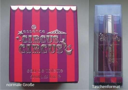 essence circus circus eau de toilette (Limited Edition)