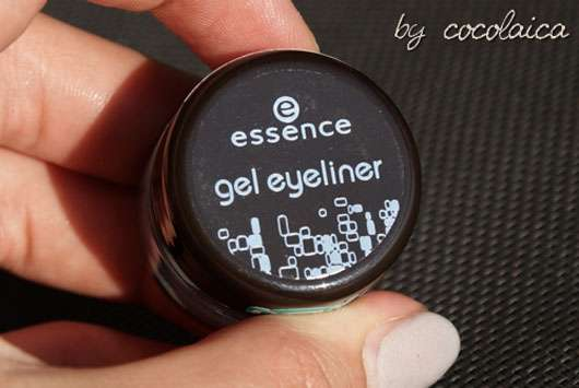 essence gel eyeliner, Farbe: 02 london baby