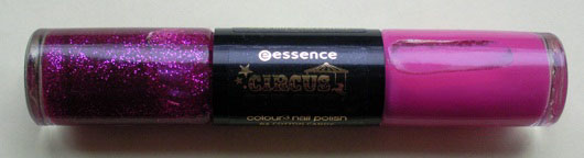 essence circus circus colour³ nail polish, Farbe: 04 cotton candy (LE)