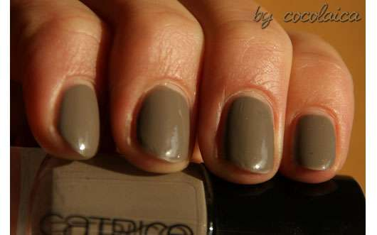 Catrice Ultimate Nail Lacquer, Farbe: 330 Absolutely Chinchilly!