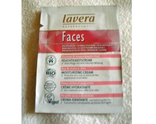 lavera Faces Bio-Wildrose Feuchtigkeitscreme