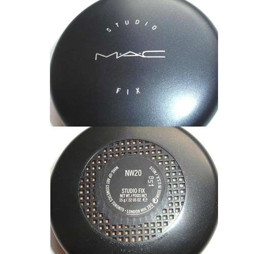 M.A.C. Studio Fix Powder Plus Foundation