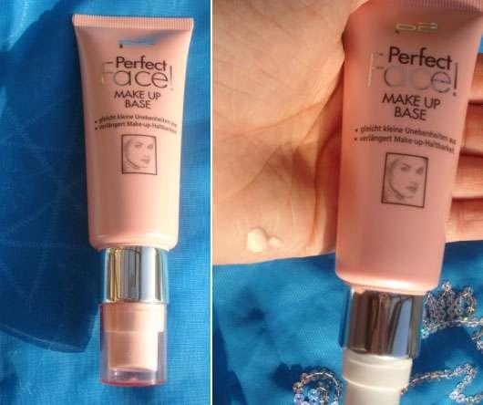 p2 Perfect Face! Make up Base, Farbe: 010 illuminate me!