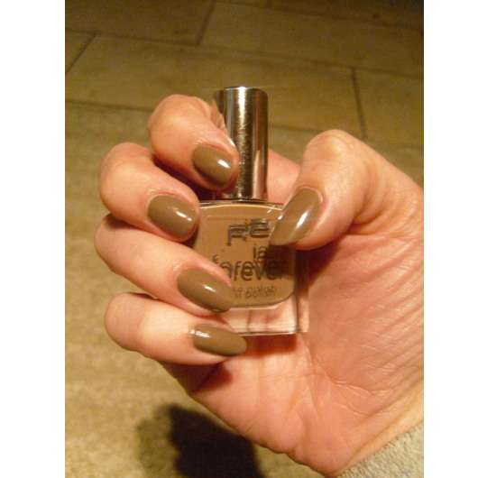 p2 last forever nail polish, Farbe: 050 get together