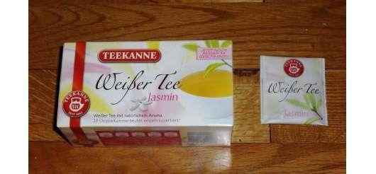 <strong>Teekanne</strong> Weißer Tee Jasmin