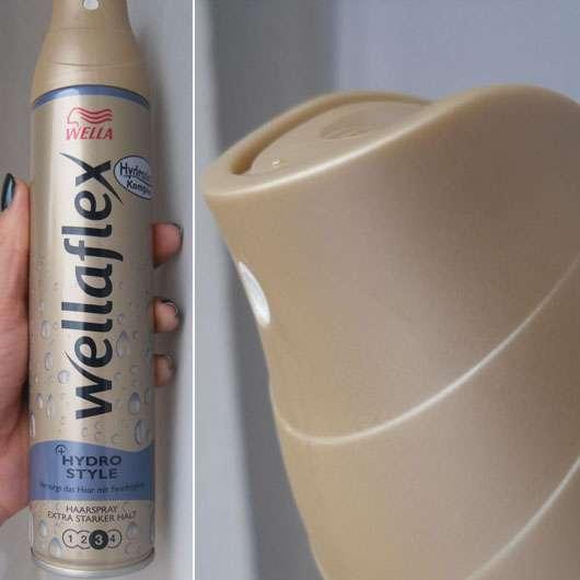 Test - Haarspray - wellaflex Hydro Style Haarspray – Testbericht von ... c3c908c2503