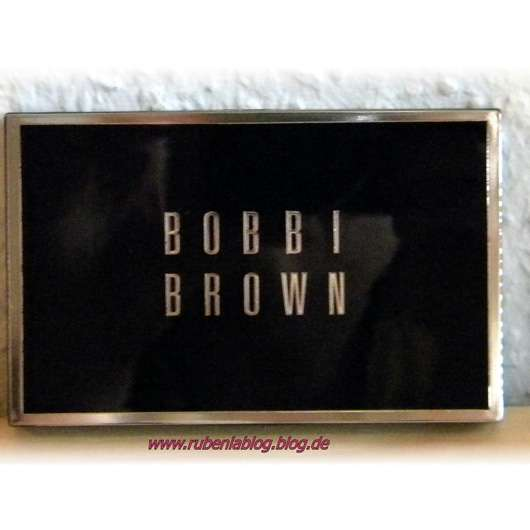 test eyeshadow bobbi brown warm party eye palette testbericht von rubenia. Black Bedroom Furniture Sets. Home Design Ideas
