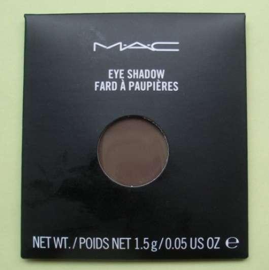 M.A.C. Eye Shadow, Farbe: Espresso
