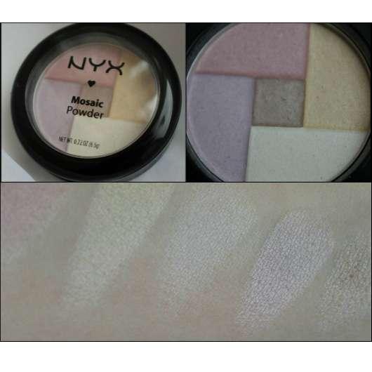 NYX Mosaic Powder MPB 01 Highlighter