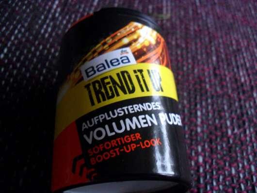 Balea Trend it Up Aufplusterndes Volumen Puder