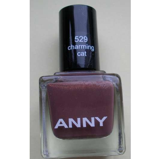 "ANNY Nagellack, Farbe: 529 charming cat (""Angels In The City"" Collection 2011)"