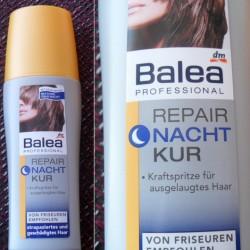 Produktbild zu Balea Professional Repair Nacht Kur