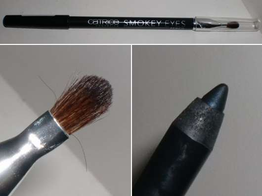 Catrice Smokey Eyes Pencil, Farbe: 010 The Black Earl