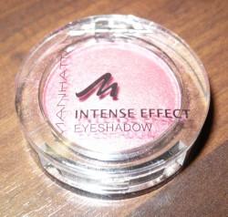 Produktbild zu MANHATTAN Intense Effect Eyeshadow – Farbe: Burning Heart (LE)