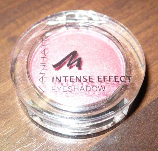 Manhattan Intense Effect Eyeshadow, Farbe: 450 Burning Heart (Sinners & Saints LE)