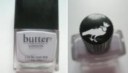Produktbild zu butter LONDON 3 Free Nail Lacquer-Vernis – Farbe: Muggins