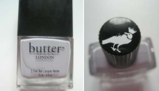 butter London 3 Free Nail Lacquer-Vernis, Farbe: Muggins