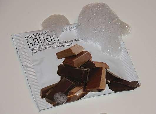 DRESDNER ESSENZ Wellness Badeessenz Kakao Vanille