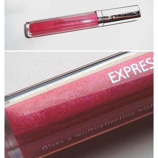 """IsaDora Express Star Gloss, Farbe: 62 Sugar Rush (""""Red Rush"""" LE)"""