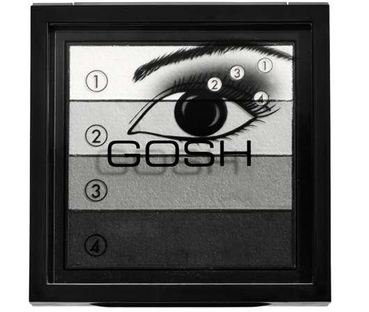 GOSH Smokey Eyes Palette