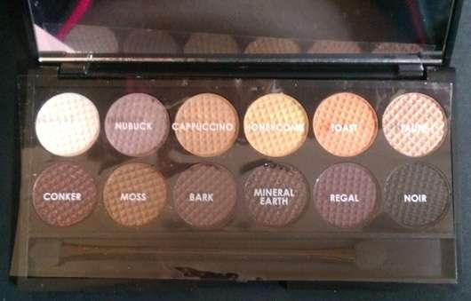 "Sleek MakeUP ""Au Naturel I Divine"" Eyeshadow Palette"
