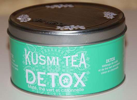 test wellness tee kusmi tea detox mate und gr ntee aromatisiert mit zitronengras. Black Bedroom Furniture Sets. Home Design Ideas