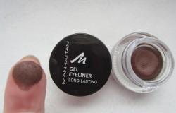 Produktbild zu MANHATTAN Gel Eyeliner – Farbe: 93W