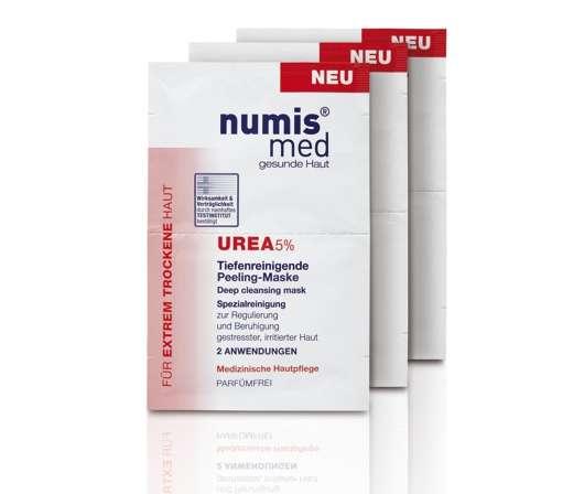 Medizinische Peeling-Maske von numis® med mit Zweifach-Wirkung