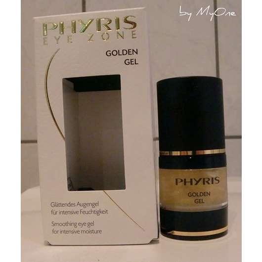 Phyris Eye Zone Golden Gel Glättendes Augengel