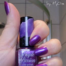 Basic Concept Cosmetics Purple Passion Nail Polish, Farbnr.: 2 (LE)
