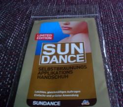 Produktbild zu SUNDANCE Selbstbräunungs Applikations Handschuh (LE)