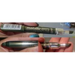 Produktbild zu p2 cosmetics metallic style eye pencil – Farbe: 040 standing ovations