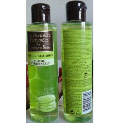 Produktbild zu Les Douceurs Parfumées Par Christophe Felder Douche Macaron Pomme Citronelle