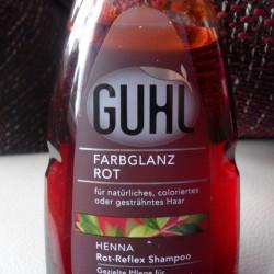 "Produktbild zu GUHL ""Farbglanz Rot"" Henna Rot-Reflex Shampoo"