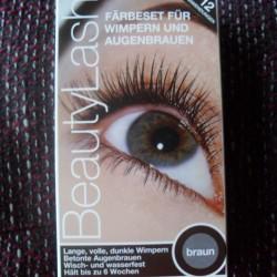Produktbild zu BeautyLash Färbeset für Wimpern und Augenbrauen – Farbe: Braun