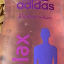 adidas for woman relax flower bouquet soothing hydrating shower gel