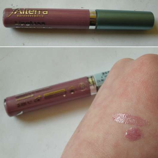 Alterra Lipgloss, Farbe: 14 Violet