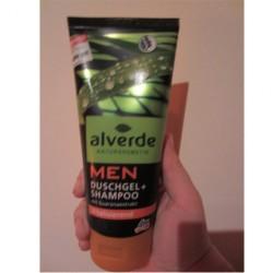 Produktbild zu alverde Men Duschgel + Shampoo Vitalisierend