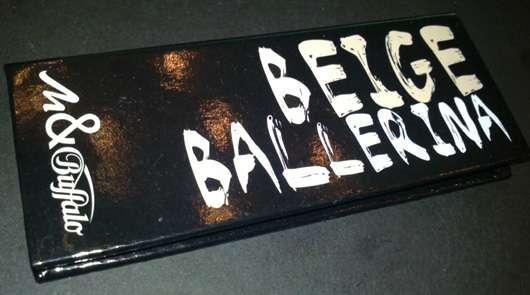 MANHATTAN Meets Buffalo Eyeshadow, Farbe: Beige Ballerina