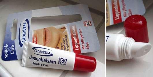 CadeaVera Lippenbalsam Repair & Care