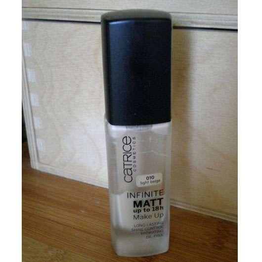 Catrice Infinite Matt up to 18h Make Up, Farbe: 010 Light Beige