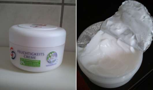 CD Feuchtigkeitscreme Wasserlilie (normale & empfindliche Haut)