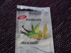Produktbild zu Wellness & Beauty Badesalz Chai & Vanille (LE)