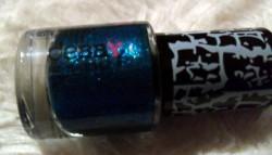 Produktbild zu debby colorplay crackling nail polish – Farbe: 10