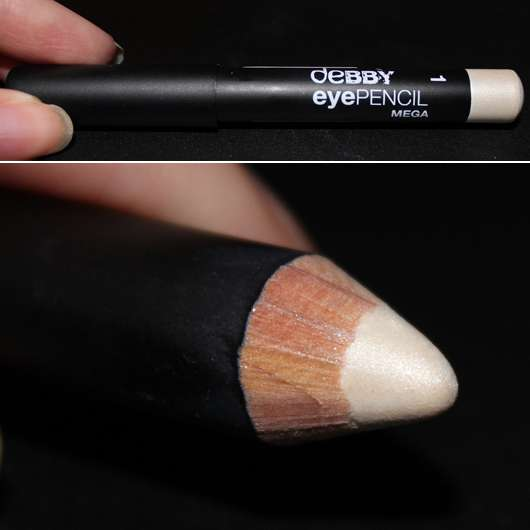 <strong>debby</strong> eye pencil mega - Farbe: 1