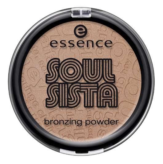 """essence trend edition """"soul sista"""" by sun club"""