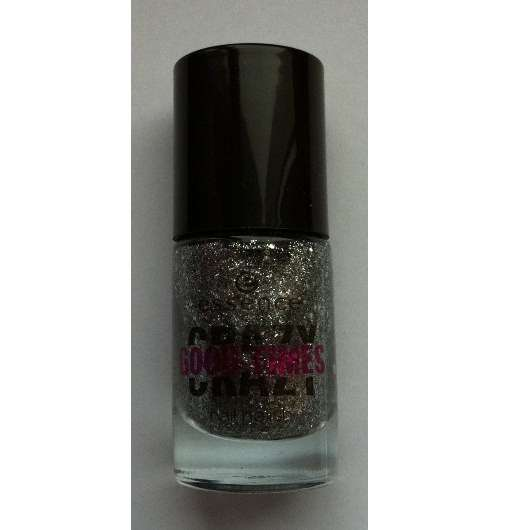 essence crazy good times nail polish, Farbe: 06 glitterastic (LE)